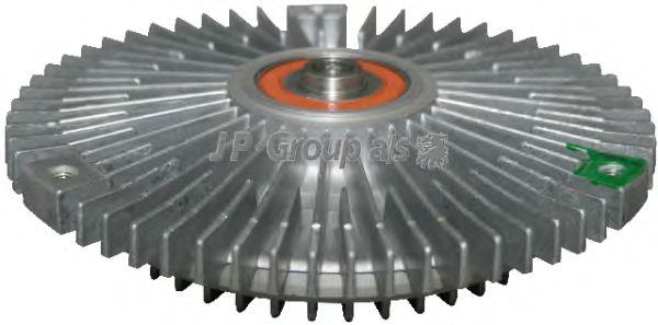 Вязкостная муфта вентилятора охлаждения JP GROUP 1314901100