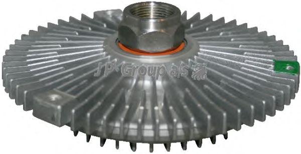 Вязкостная муфта вентилятора охлаждения JP GROUP 1414900300
