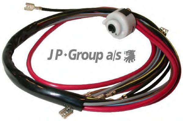 Контактная группа замка зажигания JP GROUP 8190400400