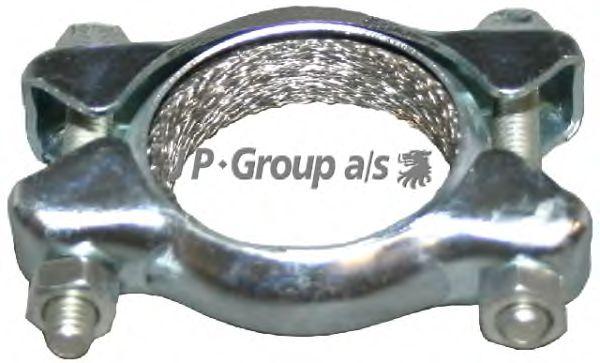 Монтажный комплект, система выпуска JP GROUP 1121700410