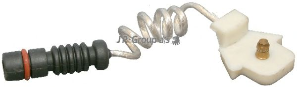 Датчик, износ тормозных колодок JP GROUP 1397300300