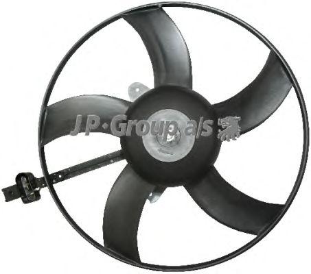 Электродвигатель вентилятора радиатора JP GROUP 1199103600