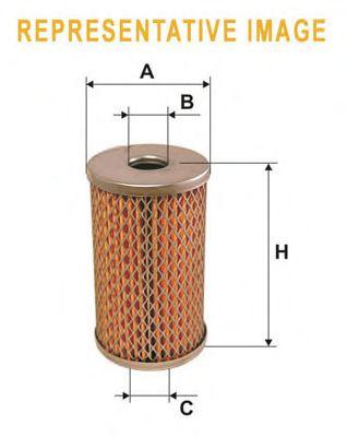 Фильтр масла гидроусилителя (ГУР) WIX FILTERS WL7026