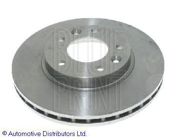Тормозной диск BLUE PRINT ADG04354