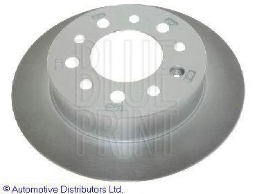 Тормозной диск BLUE PRINT ADG04355