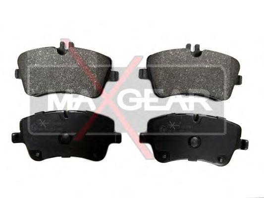 Тормозные колодки MAXGEAR 19-0561