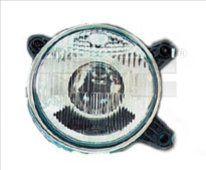 Вставка фары, основная фара TYC 20-5586-18-2