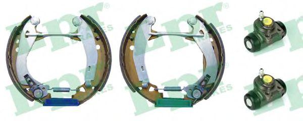Тормозные колодки LPR OEK212