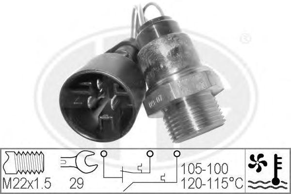 Датчик включения вентилятора ERA 330225
