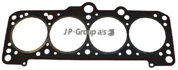 Прокладка головки блока цилиндров (ГБЦ) JP GROUP 1119300400