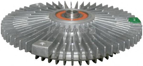 Вязкостная муфта вентилятора охлаждения JP GROUP 1314901200