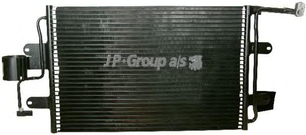 Радиатор кондиционера JP GROUP 1127201000