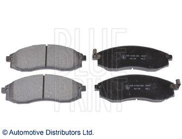 Тормозные колодки BLUE PRINT ADC44263