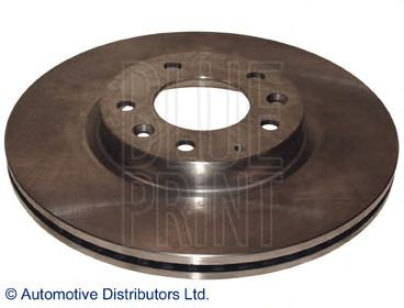 Тормозной диск BLUE PRINT ADM543109