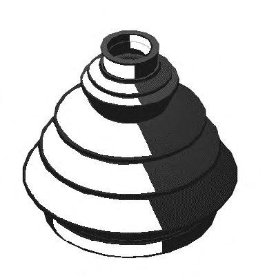 Комплект пыльника ШРУСа AUTOFREN SEINSA D8382T
