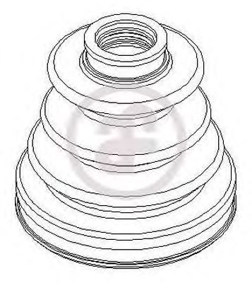 Комплект пыльника ШРУСа AUTOFREN SEINSA D8423