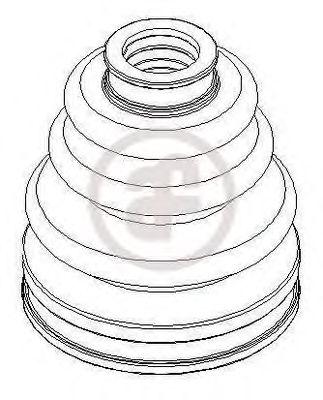 Комплект пыльника ШРУСа AUTOFREN SEINSA D8425