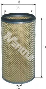 Воздушный фильтр MFILTER A 200/1