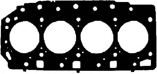 Прокладка головки блока цилиндров (ГБЦ) CORTECO 415172P