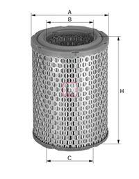 Воздушный фильтр SOFIMA S 3050 A