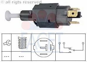 Выключатель фонаря сигнала торможения FACET 7.1082