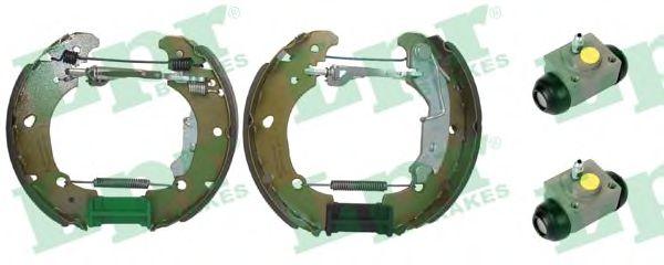 Тормозные колодки LPR OEK546