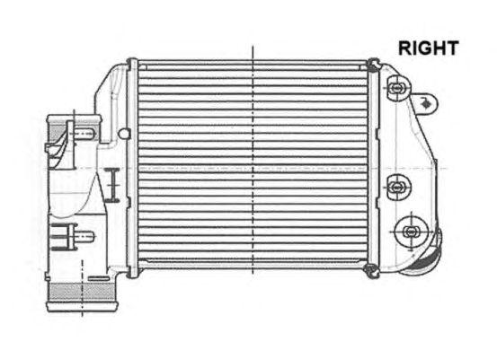 Интеркулер NRF 30768
