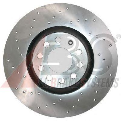 Тормозной диск A.B.S. 17626