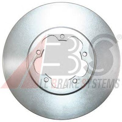 Тормозной диск A.B.S. 17743