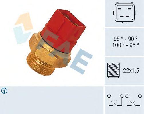 Датчик включения вентилятора FAE 37960