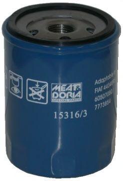 Масляный фильтр MEAT & DORIA 15316/3