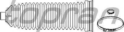 Пыльник рулевой рейки TOPRAN 401 813