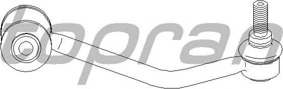 Тяга / стойка стабилизатора TOPRAN 112 005