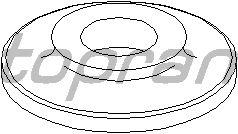 Тарелка клапанной пружины TOPRAN 112 415