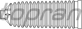 Пыльник рулевой рейки TOPRAN 302 748
