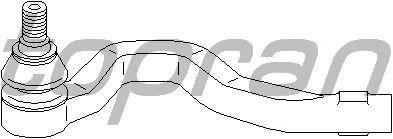 Наконечник рулевой тяги TOPRAN 401 366