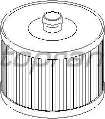 Топливный фильтр TOPRAN 720 951