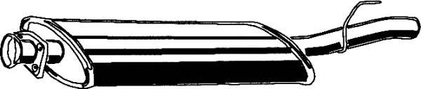 Резонатор ASMET 01.046