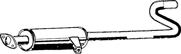 Резонатор ASMET 25.005