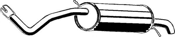 Глушитель ASMET 21.031