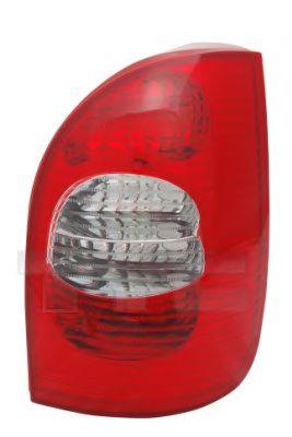 Задний фонарь TYC 11-0557-01-2