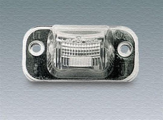 Фонарь освещения номерного знака MAGNETI MARELLI 714098199520