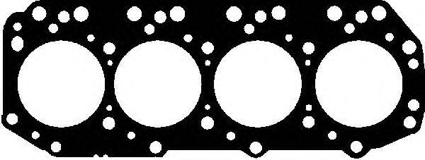 прокладка головки блока цилиндров isuzu 1987
