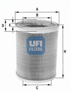 Воздушный фильтр UFI 30.078.01