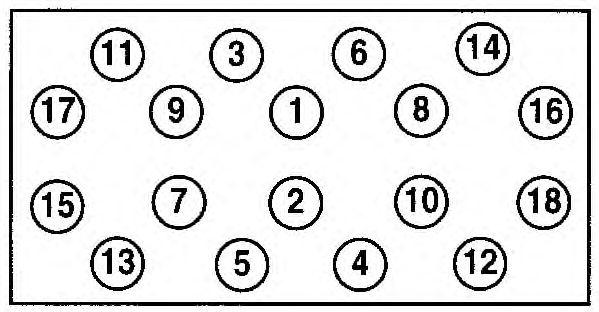 Прокладка головки блока цилиндров (ГБЦ) AJUSA 10144930