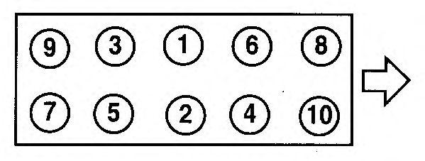 Прокладка головки блока цилиндров (ГБЦ) AJUSA 10145500