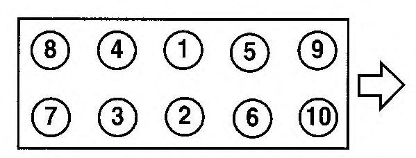 Прокладка головки блока цилиндров (ГБЦ) AJUSA 10155900