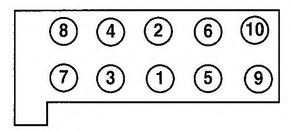 Прокладка головки блока цилиндров (ГБЦ) AJUSA 10155100