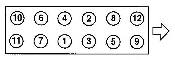 Прокладка головки блока цилиндров (ГБЦ) AJUSA 10137100