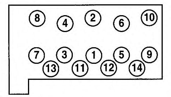 Прокладка головки блока цилиндров (ГБЦ) AJUSA 10061400